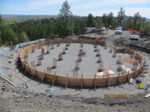 Briarwood Water Tank Drilled Piers